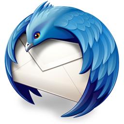 LiveメールからThunderbirdへお引越し